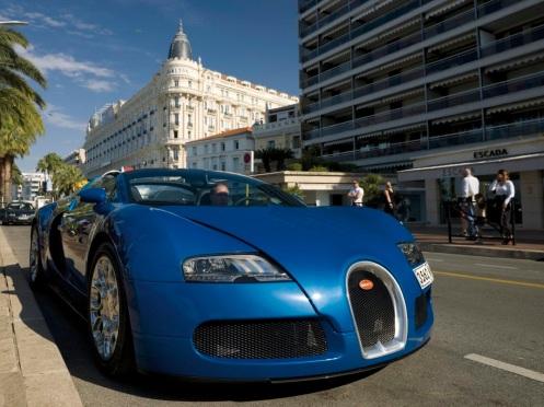 Bugatti Veyron Grand Sport Cannes